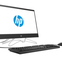 """HP 200 G3 All-in-One-PC-21.5""""-Intel Core i5 4GB/1TB/DOS"""